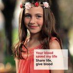 Koning geeft startsein Wereld Bloeddonordag